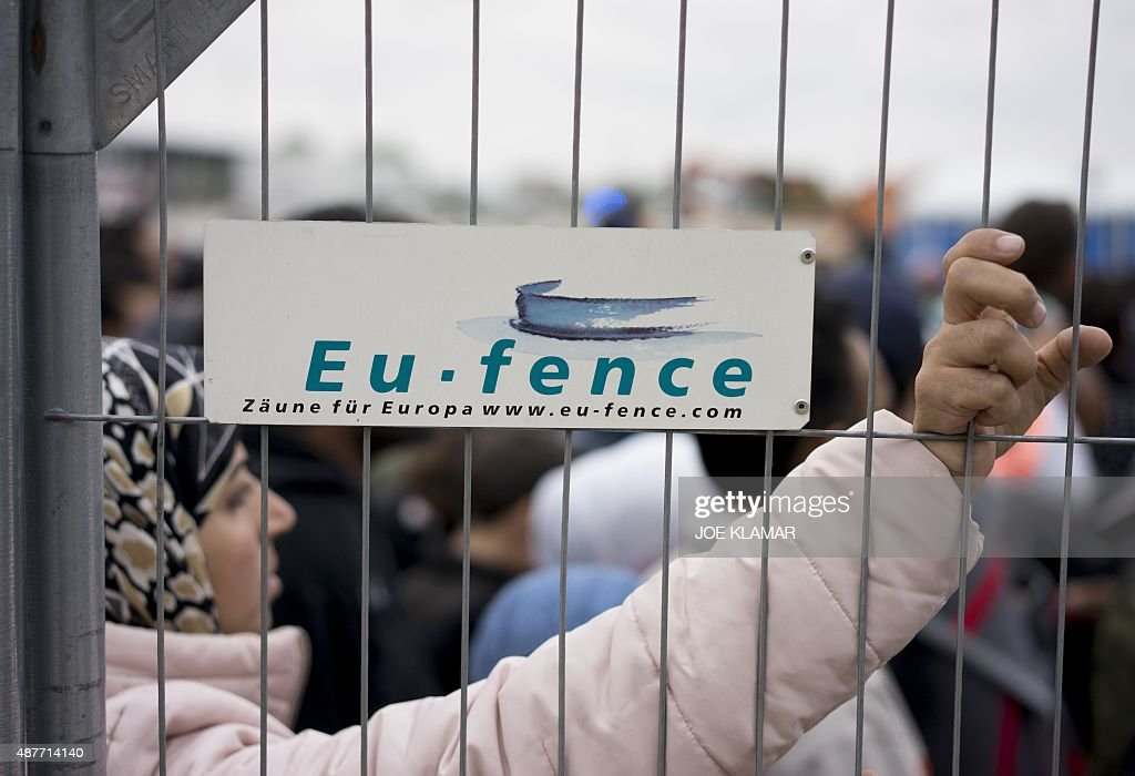 AUSTRIA-EUROPE-MIGRANTS : News Photo