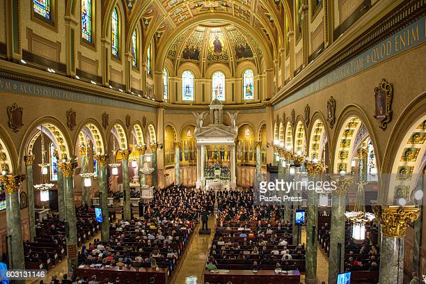 Hundreds of people attended the memorial Mass celebrated by Bishop Nicholas DiMarzio During the Mass the Foundation for the Revival of Classical...