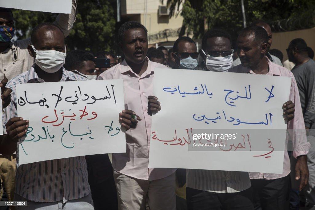 Sudanese demand UAE apology over recruitment for Haftar : Nieuwsfoto's