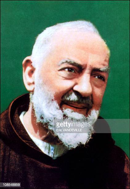 Hundreds of thousands of pilgrims jam St Peter's square to see pope John Paul II make a Saint of Padre Pio a 20th century mystic monk who is said to...