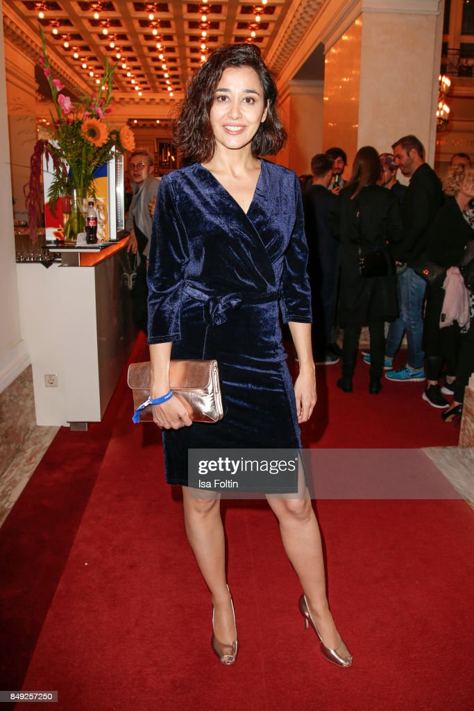 Hungarian actress Dorka Gryllus attends the First Steps Awards 2017 at Stage Theater on September 18, 2017 in Berlin, Germany.