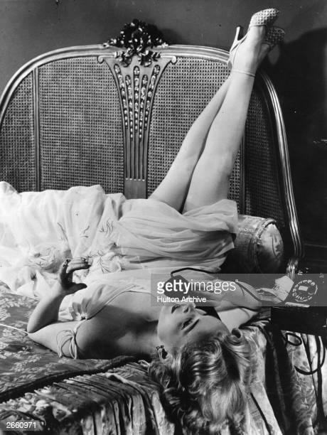 Hungarian born Zsa Zsa Gabor American leading lady Original Publication People Disc HF0271