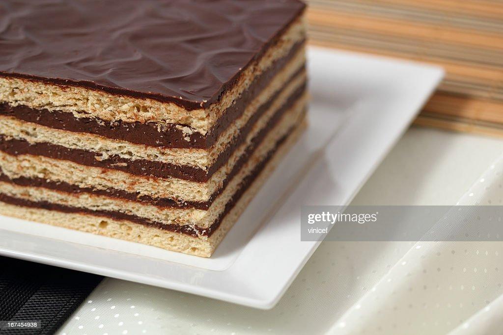 Hungarian Cake : Stock Photo