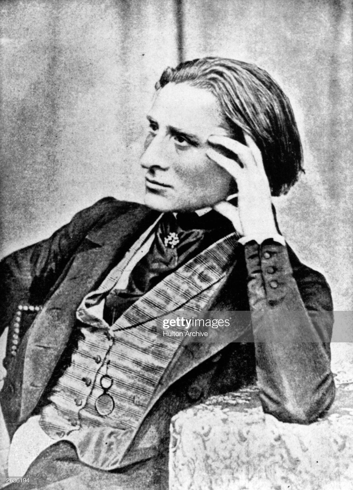 Franz Liszt : ニュース写真