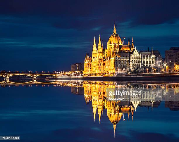 hungarian parliament - budapest stock pictures, royalty-free photos & images