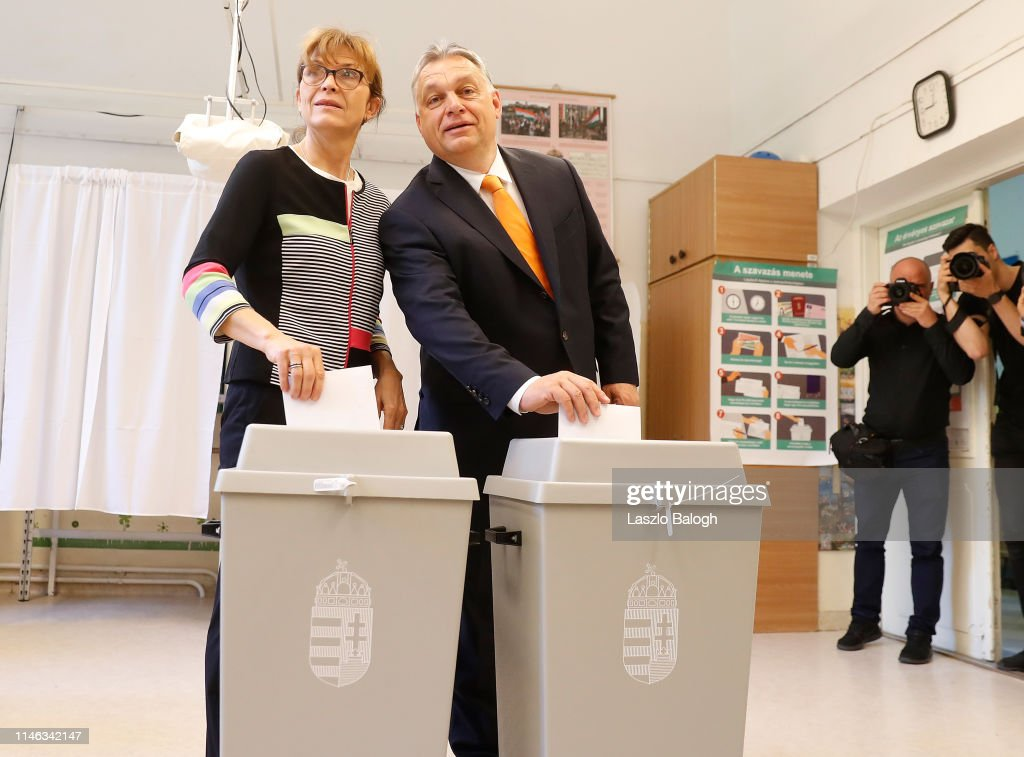 HUN: Hungary Votes In EU Elections