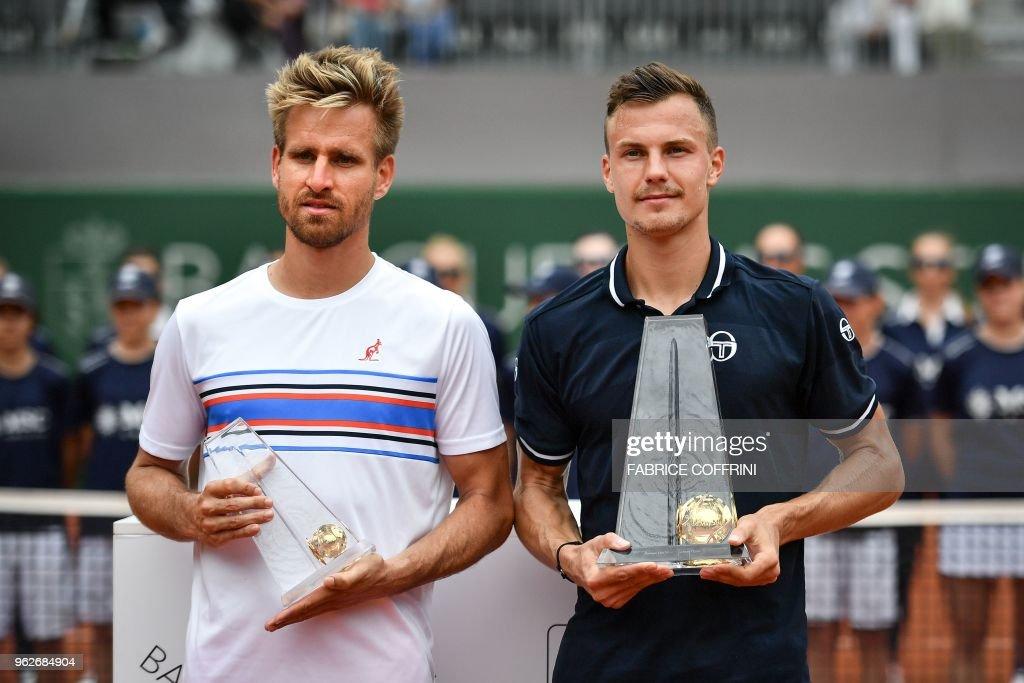 TENNIS-ATP-SUI-GENEVA : News Photo