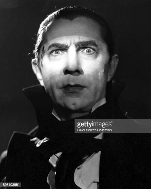 HungarianAmerican actor Bela Lugosi as Count Dracula in the 1931 horror classic 'Dracula'