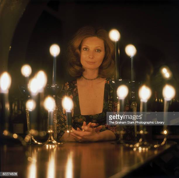 Hungarianborn actress Catherine Schell 1978