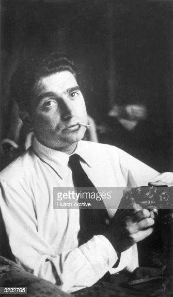 Hungarianborn photojournalist Robert Capa