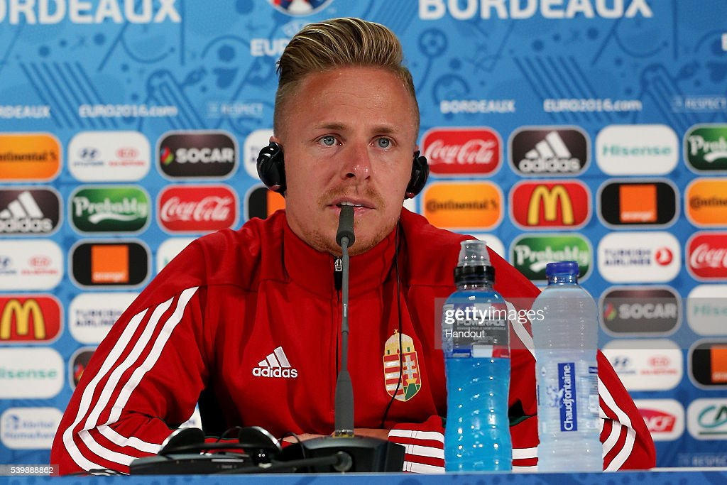 Euro 2016 - Hungary Press Conference
