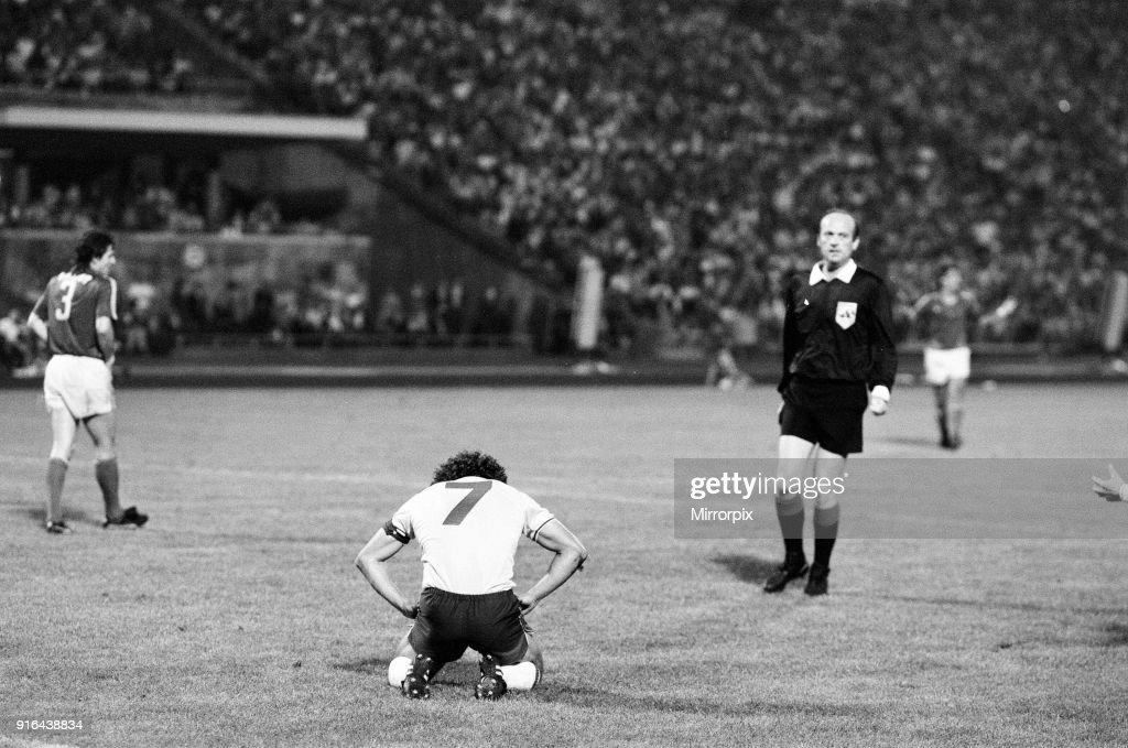 England 1981 : ニュース写真