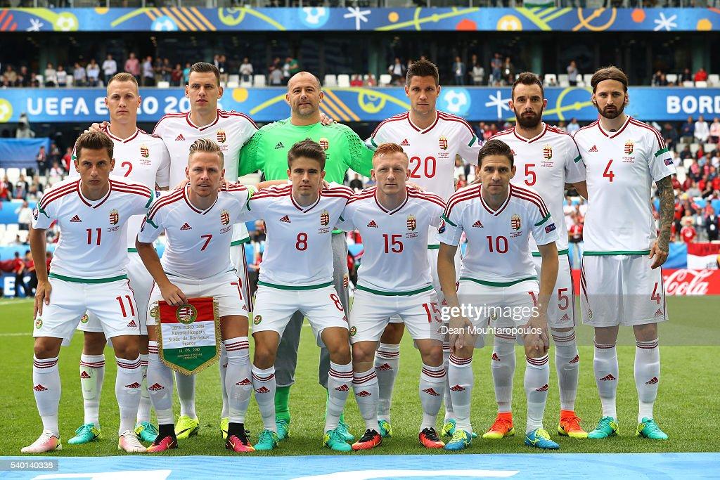 Austria v Hungary - Group F: UEFA Euro 2016 : News Photo