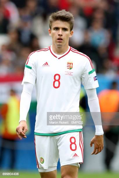 Hungary's Adam Nagy