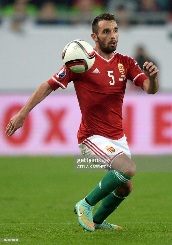 FBL-EURO-2016-HUN-FIN : News Photo