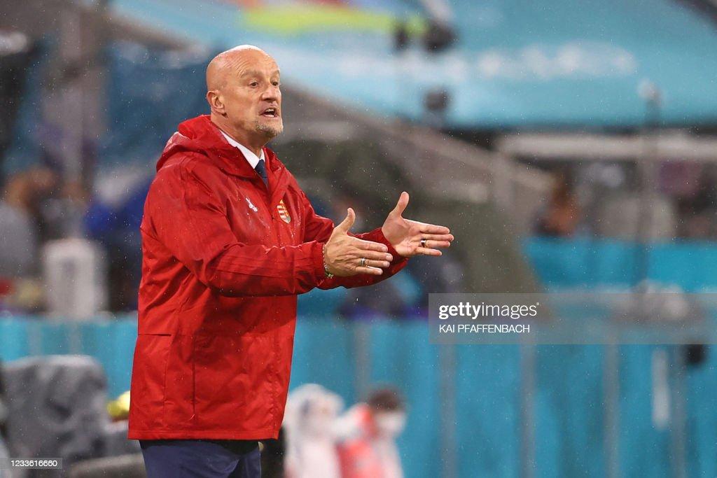 FBL-EURO-2020-2021-MATCH36-GER-HUN : News Photo