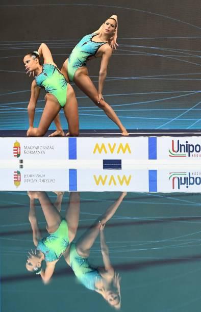 HUN: LEN European Aquatics Championships - Day Four