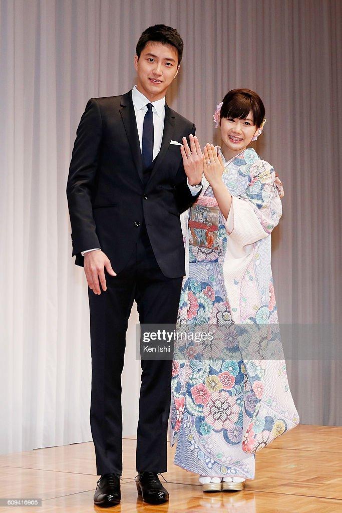 Ai Fukuhara Press Conference
