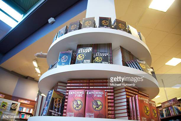 Hunger Games Books and Merchandise for the 2012 Movie Release
