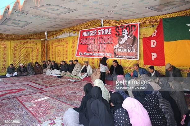 Hunger Strike Camp
