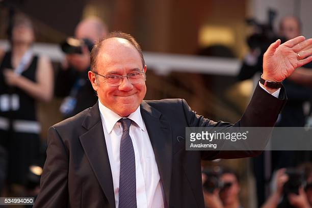 'Hungry Hearts' Premiere - Red Carpet - 71st Venice Film Festival - in the photo: Carlo Verdone