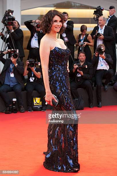 'Hungry Hearts' Premiere Red Carpet 71st Venice Film Festival in the photo Alessandra Martines