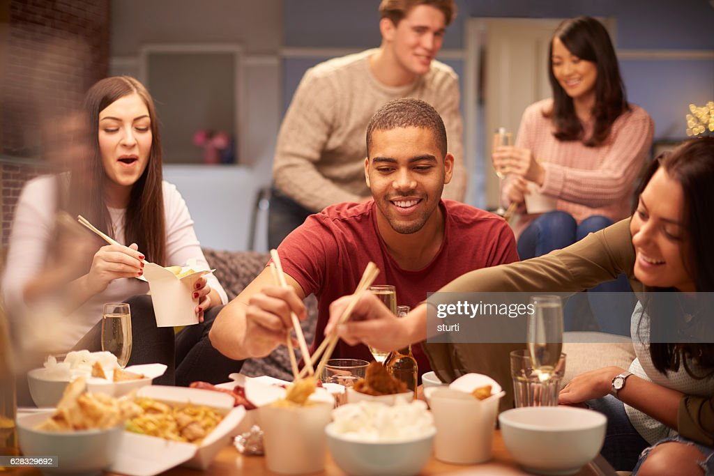 hungry house : Stock Photo