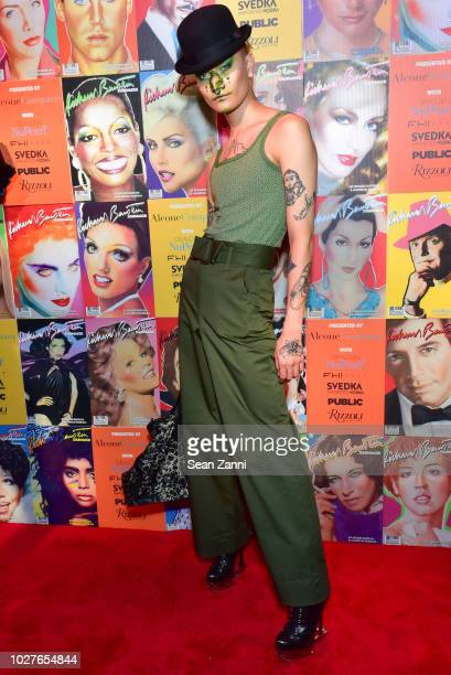 Hungry Johannes Jaruraak attends STARMAKER Book Launch By Roger And Mauricio Padilha at Public Hotel on September 5 2018 in New York City