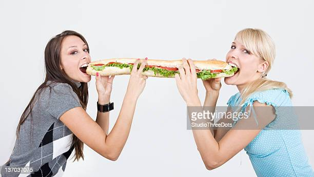 hungry - submarine sandwich stock pictures, royalty-free photos & images