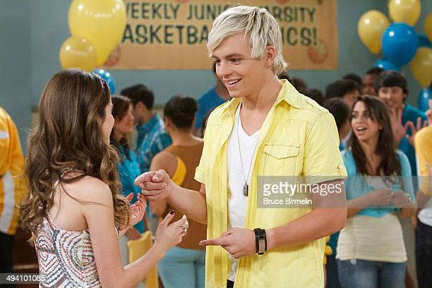 AUSTIN ALLY 'Hunks Homecoming' When Ally's record producer pairs her with a new artist to record a duet she is caught offguard to learn he has a...