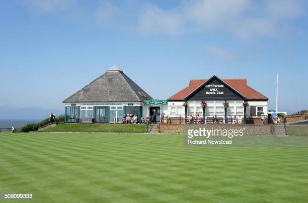 Hunstanton Cliff Parade Bowls Club, Norfolk, UK, 23rd July 2014.