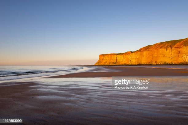 huntcliff, saltburn-by-the-sea, north yorkshire, england - saltburn stock pictures, royalty-free photos & images