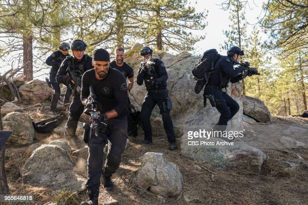 Hunted Hondo and Deacon must apply all their SWAT training and skills to evade a gang of armed mercenaries hunting them in the Angeles Mountains...