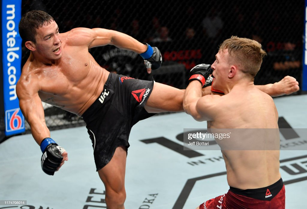 UFC Fight Night: Katona v Azure : News Photo