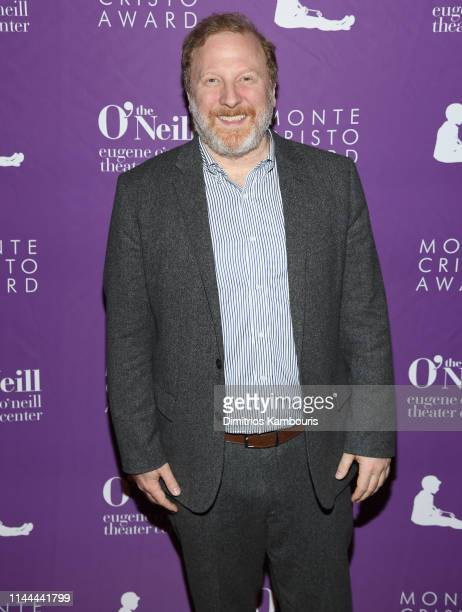 Hunter Bell attends 19th Annual Monte Cristo Awardat Edison Ballroom on April 22 2019 in New York City
