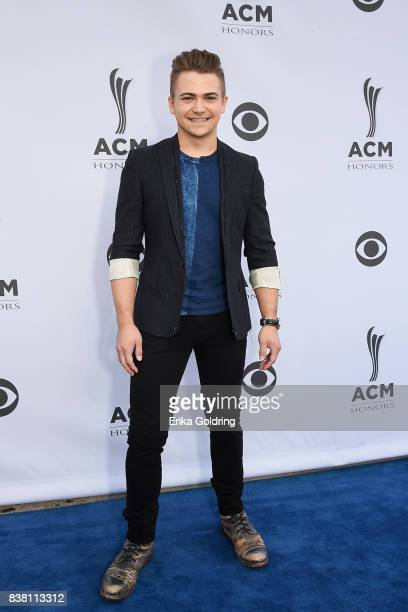 Hunter Hayes attends the 11th Annual ACM Honors at the Ryman Auditorium on August 23 2017 in Nashville Tennessee