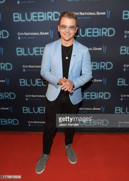Hunter Hayes attends the 2019 Nashville Film Festival Bluebird Screening after party on October 08 2019 in Nashville Tennessee