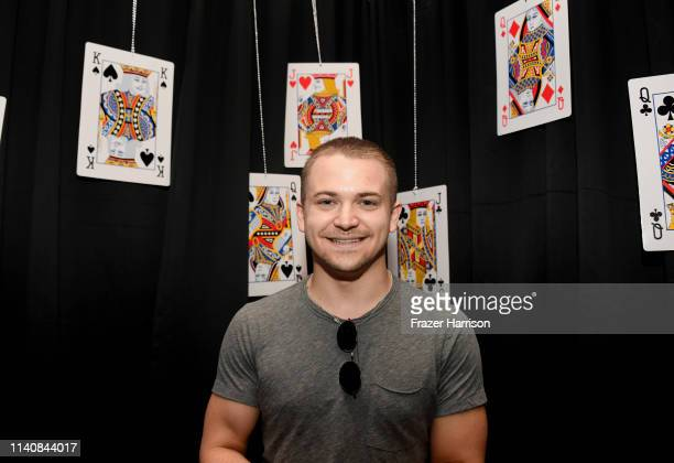 Hunter Hayes attends the 54th Academy Of Country Music Awards Cumulus/Westwood One Radio Remotes on April 06 2019 in Las Vegas Nevada