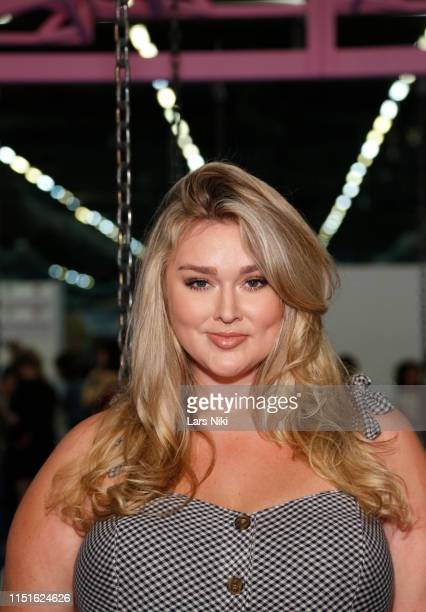 Hunter McGrady attends the POPSUGAR Play/ground at Pier 94 on June 22 2019 in New York City