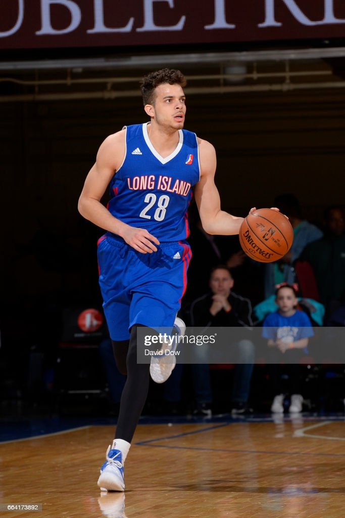 Long Island Nets v Westchester Knicks