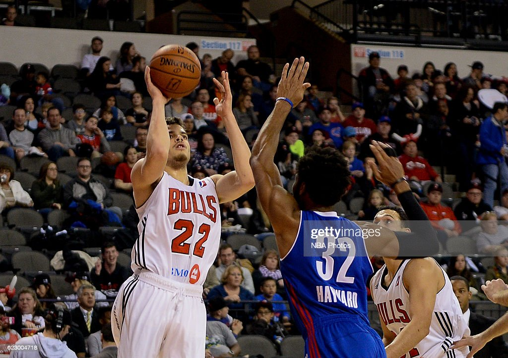 Long Island Nets v Windy City Bulls