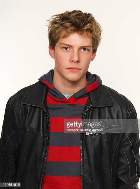 Hunter Parrish during Access Hollywood Stuff You Must Lounge Day 1 Portraits at Sofitel LA in Los Angeles California United States
