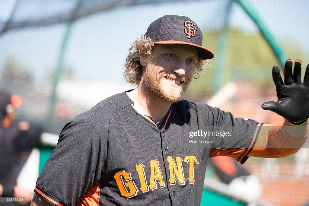 Oakland Athletics v San Francisco Giants : News Photo
