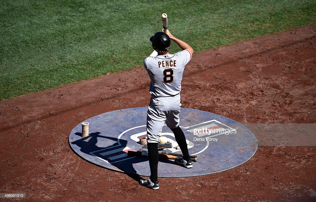 San Francisco Giants v San Diego Padres : News Photo