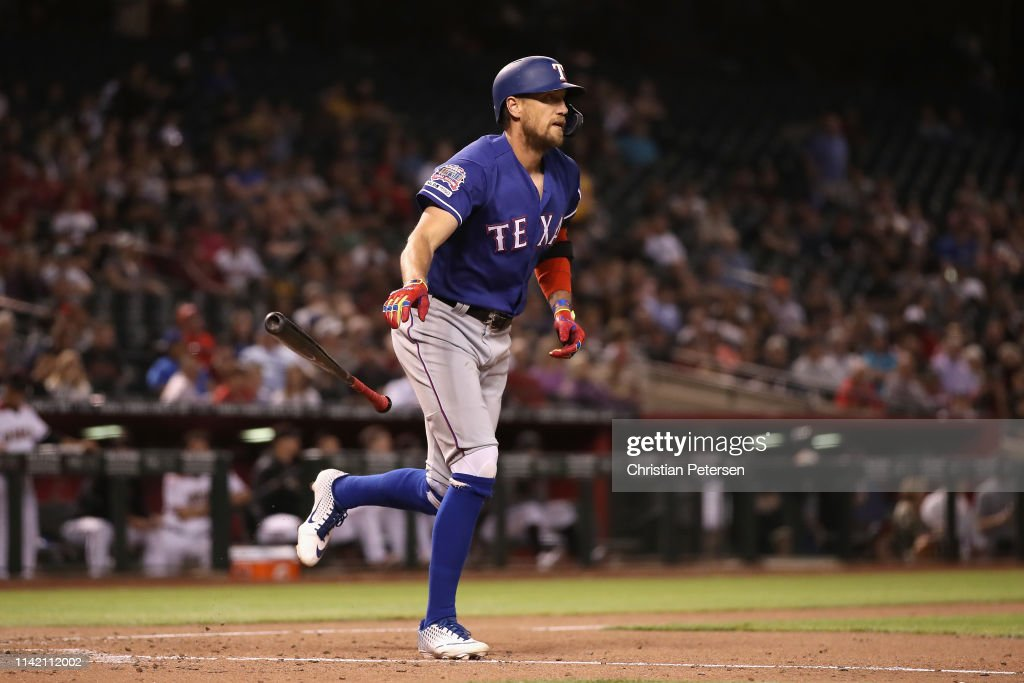 Texas Rangers v Arizona Diamondbacks : News Photo