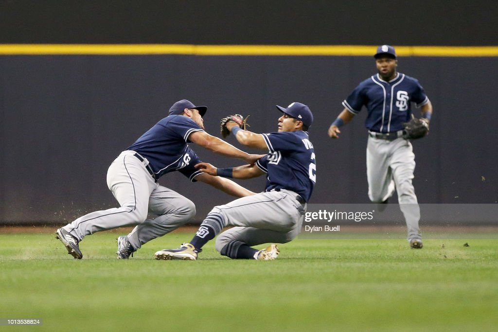 San Diego Padres v Milwaukee Brewers