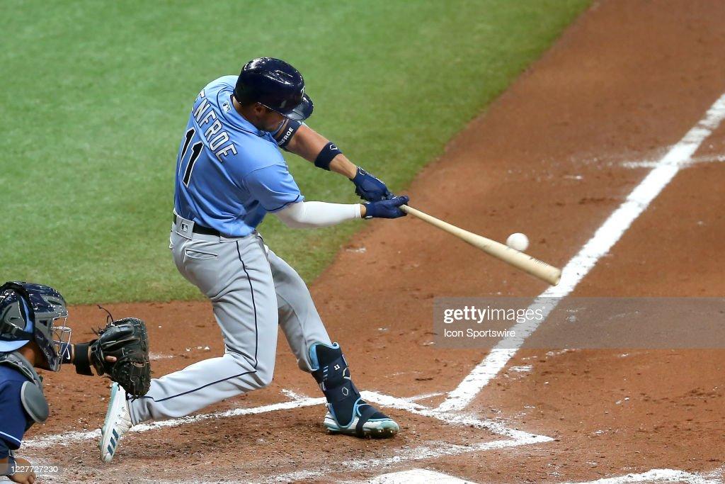 MLB: JUL 21 Rays Summer Camp : News Photo