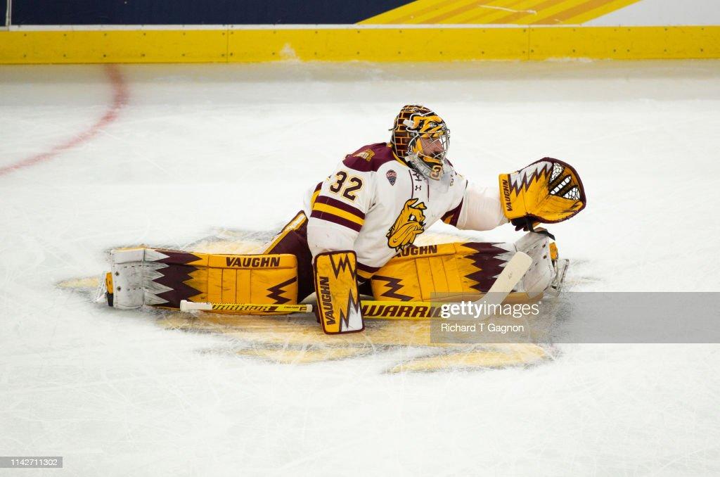2019 NCAA Division I Men's Hockey Championship : News Photo