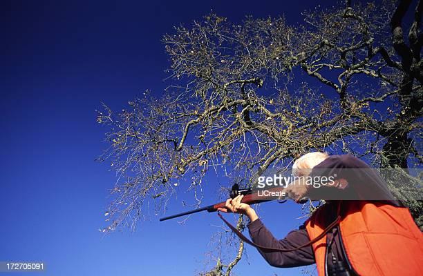 hunter taking a shot - santa maria california stock pictures, royalty-free photos & images