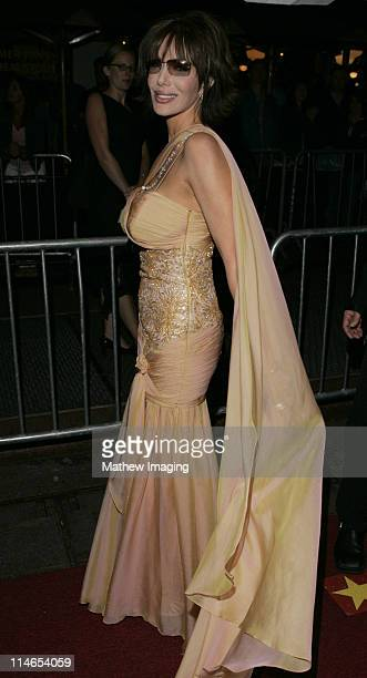 Hunter Tylo during 32nd Annual Daytime Emmy Awards Arrivals at Radio City Music Hall in New York City New York United States
